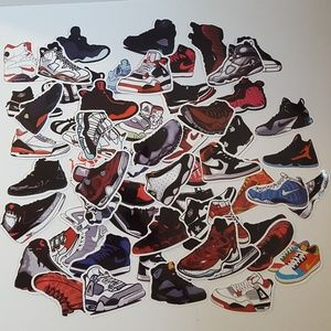 Other - 60 Sneaker Stickers
